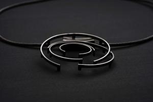 PKJWR005 necklace + pendant