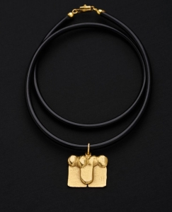 PKJWR011 necklace + pendant