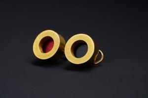 PKJWR033 Germany colors earrings