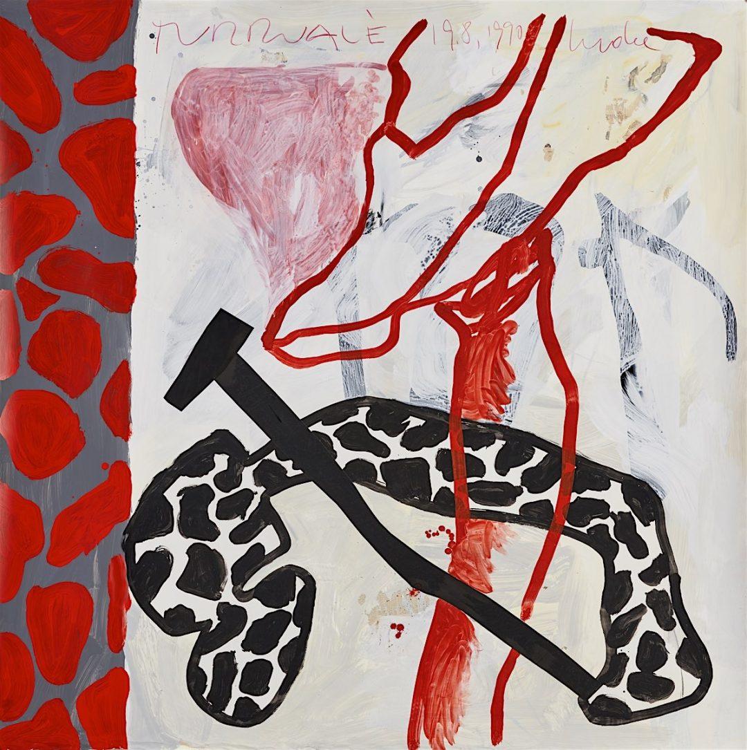 Paintings-1990